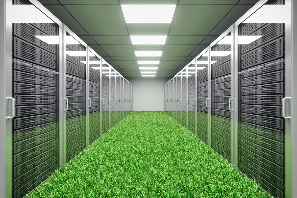 The Possibility for Green Data Center