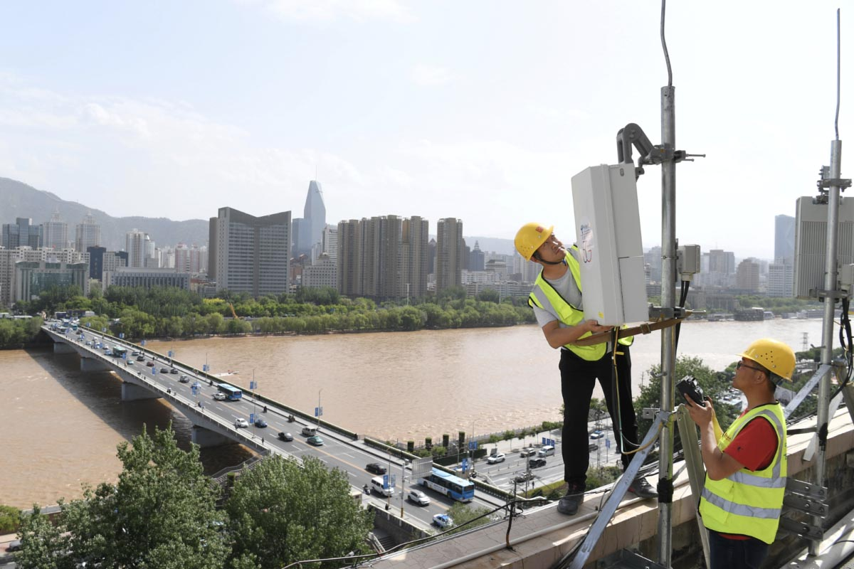 China's Digital Infrastructure Causes Growing Emission